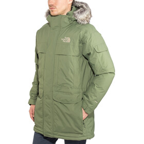 The North Face MCMurdo Jacket Men Four Leaf Clover